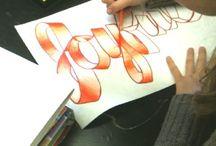 knutselwerk/tekeningen