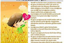 çocuklar için dini