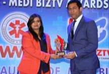 Excellence Awards for Organization - Medical Software / Manorama Infosolutions received the World Medical Council - Medi BizTV Awards 2014, for the category 'Excellence Awards for Organization - Medical Software'. WMC and Medi BizTV presented the awards to honour the stalwarts of health-care industry in a grand function at DUBAI.
