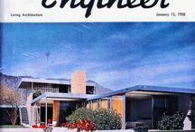 Architecture 1930-40-50-60