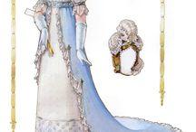 엠파이어 드레스