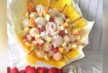 сладкие букеты