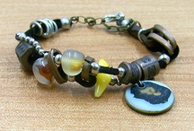 Bracelets Necklaces  & Earrings / by Trixie Crownover