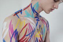Make up 4 gurlz - Body paint 4 boiz