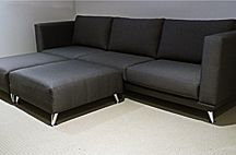 Lounges / At Leisure Lounges we specialize in making custom made lounges.