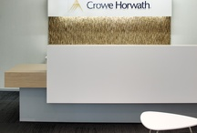 Crowe Horwath, Perth / Crowe Horwath, Perth, Western Australia. Design by MKDC Workspace Designers.  	