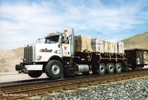 •♥ -=< Transport: Road Rail  >=-- / По дорогам и по рельсам