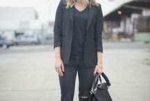 ALL BLACK EVERYTHING / Fashion