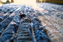 Weaving inspiration / Vevearbeider og annet som inspirerer.