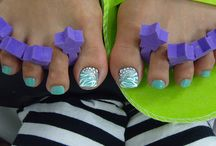 Cute toenail designs