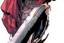 Marvel Super Hero's / Super hero's