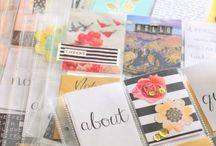 Scrapbooking - pocket letters