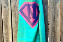 TheCapeLady Designs / On this board you will find my cape creations! I make children's capes to encourage the use of their imaginations. While in creative play mode they will discover feelings of self-worth, courage, confidence, & independence to name a few.