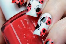 Ideas for your cute  nails / Alaaa! ya tienes ideas para pintarte tus uñas.