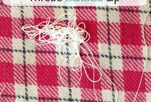 SEWING Tips, Tricks, & Hacks / Sewing tips, tricks, and hacks for all sewing levels - from beginners to experienced sewers!