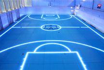 Basketball Court Inspiration/Ideas