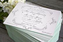 Wedding Ideas / by Karen Lumpkins