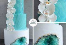 my wedding cakes