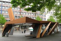 Bus Stop / Creative Bus stops
