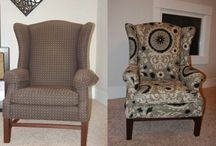 Upholstery ideas