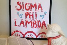 Phi Lamb! / by Maggie Bell