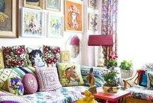 Quirky interiors