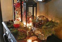Julepynt / Oppyntning til jul