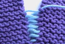 loom knitting - know how