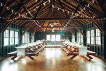 WEDDING - dreamy elegant camp