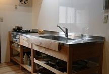 Selfmade Kitchen Furniture