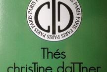 Thés Christine Dattner Paris / La marque d'un grand Thé  #tea #thes #teaporn #tealover #lifestyle #luxury #teatime #degustation #teaclub #health #healthy #greentea #teathings #teablog #food #foodporn #yummy #indulge #pleasure #harmony