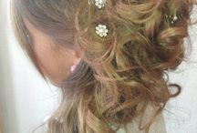 Wedding Hairstyles! (; / Different types of Wedding Hairstyles with&without Hair Pieces.