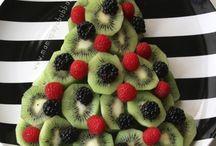 Creative holiday food