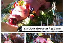 Survivor Island Party / We *heart* Survivor and it's the perfect theme for a 10th birthday party!Here I shall gather all inspiration in one place, awesome!!