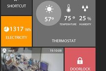Smart Home T&D / Smart Home UI technology