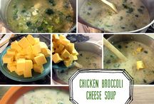 What's Cooking?-- SOUPS / by Brittany Byrd