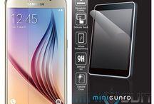 Galaxy S6 Screen Protectors | MiniSuit