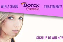$500 #Botox Treatment Contest! / Our newest contest is here! YOU can win a $500 #Botox Treatment! All you have to do is enter this short form & you'll automatically be entered to win: http://parkcitiesfillers.com/500-botox-contest/ Good luck!