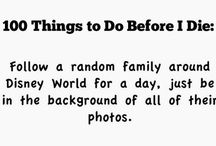 Funny things to do before I die