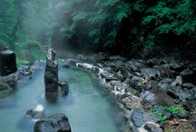 Beautiful Hot Springs / Beautiful hot springs around the world.