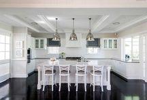Cape Cod Hampton Kitchen