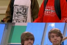 Cole and Dylan Sprouse ❤