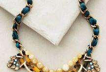 Jewelry / Beautiful gold, silver and precious gem jewelry.