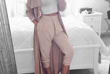 Outfits • Neutrals