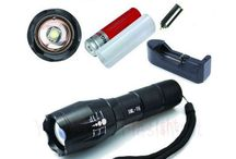 LED Flash light Torch guards you in the dark