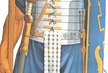 Romanos - império