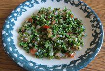 Fav Middle Eastern Foods