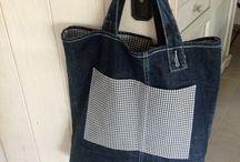 zelfgemaakte tassen