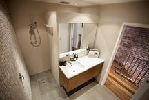 Bathroom Ideas / Great design ideas for creating your ideal bathroom haven .