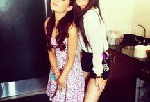 my girls..✌️